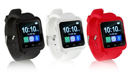 Apachie Bluetooth Smartwatch in a Choice of Colour