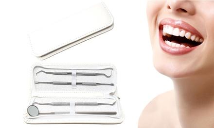 One, Two or Three Four Piece Glamza Dental Kits
